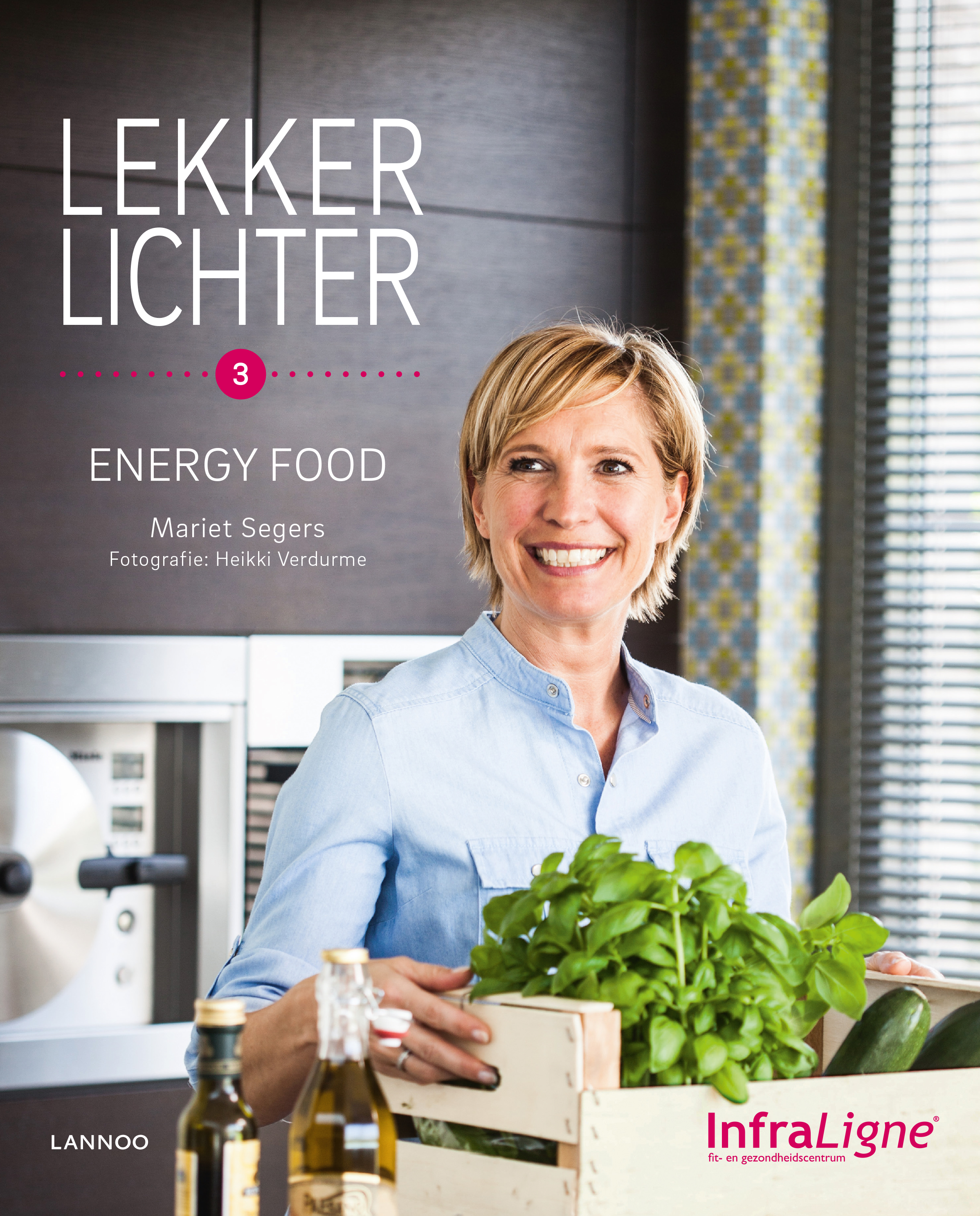 Energy Food met Infraligne in Lekker Lichter 3