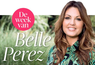 Belle Perez over InfraLigne in Story